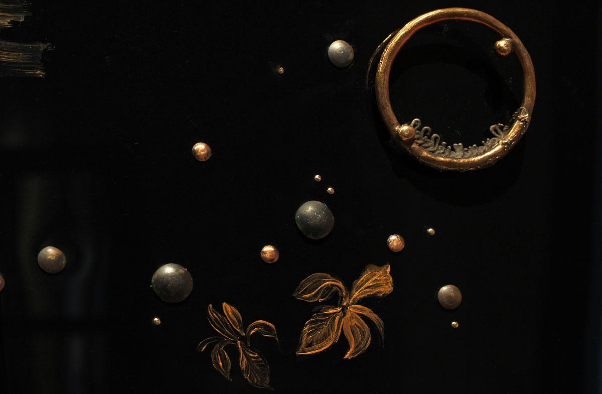 pronssiveistos, bronzeart