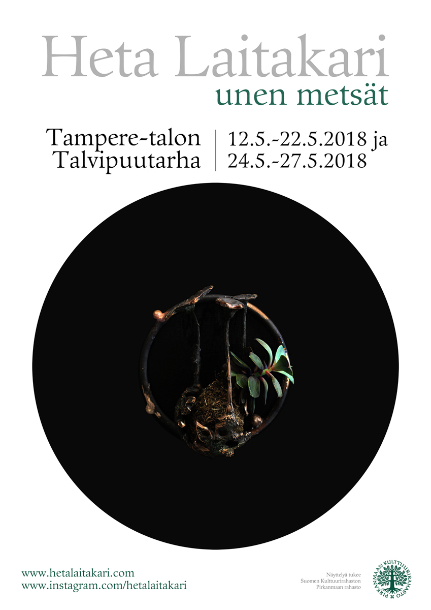 Tampere-talo, Talvipuutarha