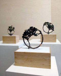pronssiveistos, bronzeart, jardinpetit