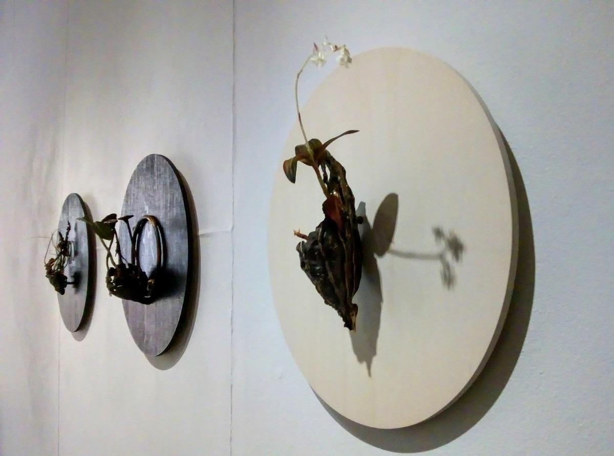 sculpture, bronze, verticalgarden